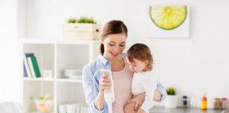 Рацион ребенка в 7 месяцев на грудном