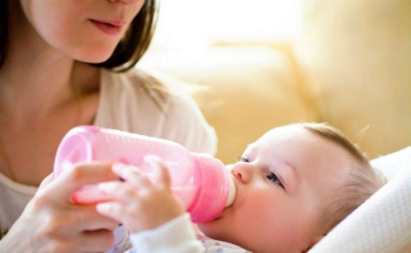 Как перейти на смешанное вскармливание ребенка