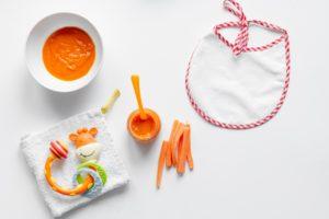 нормы питания детей до года