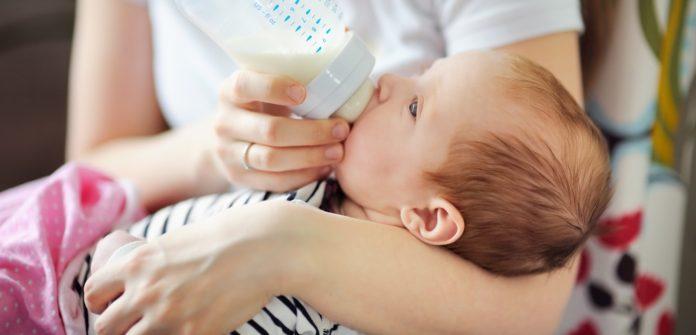 Смешанное и искусственное вскармливание детей первого года жизни
