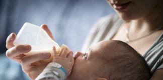 смешанное вскармливание новорожденных
