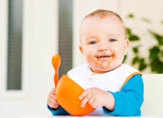 Расчет питания детей первого года жизни