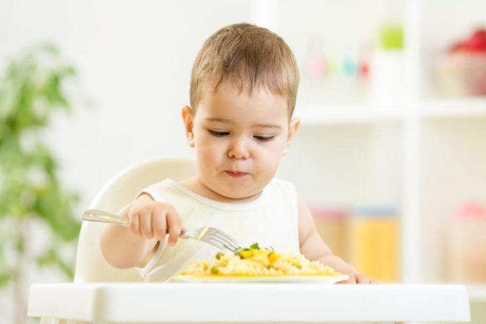 Питание ребенка в 1 год и 2 месяца