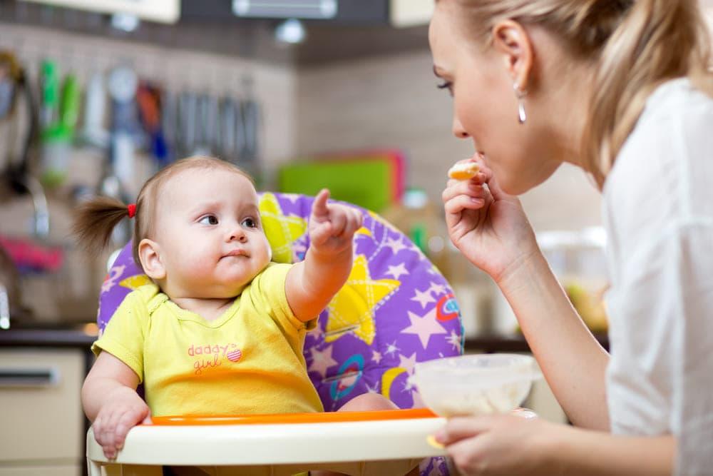 Питание ребенка в 1 год и 2 месяца : меню на неделю