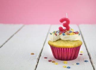 3 года день рождения