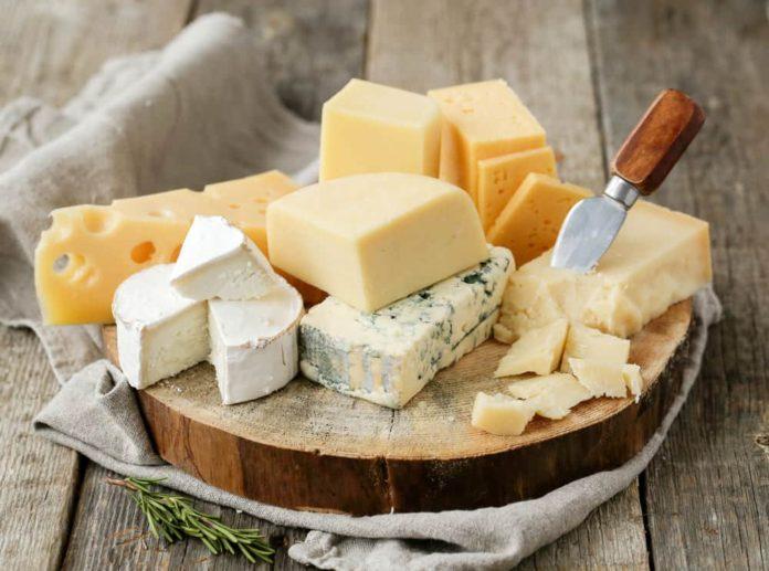 Сыр при грудном вскармливании новорожденного