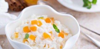 Рис с курагой для грудничка