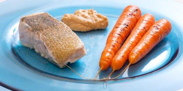 Пюре из рыбы для грудничка