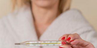 Температура при грудном вскармливании
