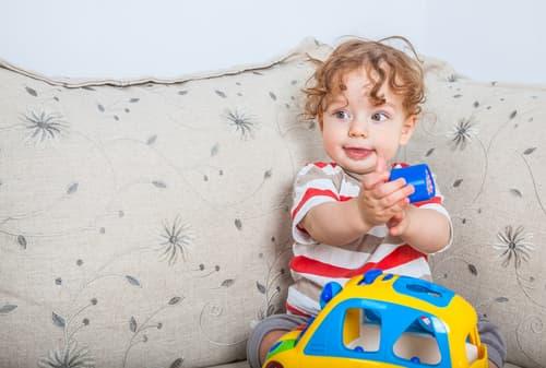 Режим дня ребенка в 11 месяцев