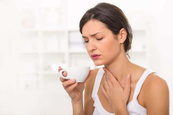 Чем лечить горло при грудном вскармливании