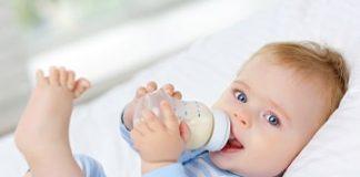 Смесь для смешанного вскармливания новорожденных