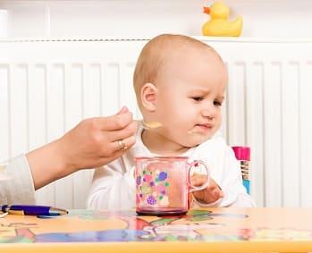 Режим 7 месячного ребенка на искусственном вскармливании