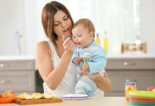 Режим ребенка 5 месяцев на искусственном вскармливании